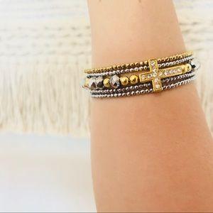 Jewelry - ⬇️ Delicate Stack Bracelets